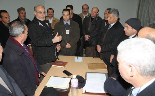 Tunisie: Le chef du Gouvernement en visite dans le gouvernorat de Jendouba suite à la vague de froid