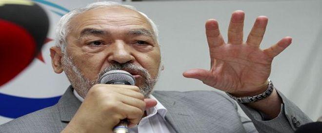 """Tunisie: """"Ennahdha est l'épine dorsale de la Tunisie"""", selon Rached Ghanouchi"""