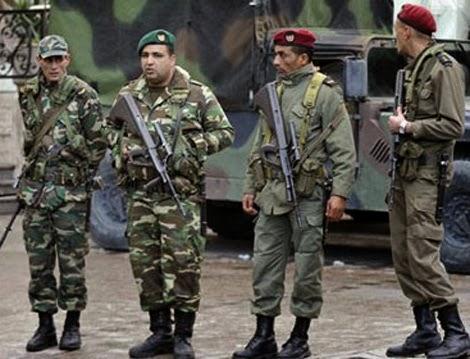 L 39 arm e alg rienne avorte une op ration de contrebande de - Service a the algerien ...