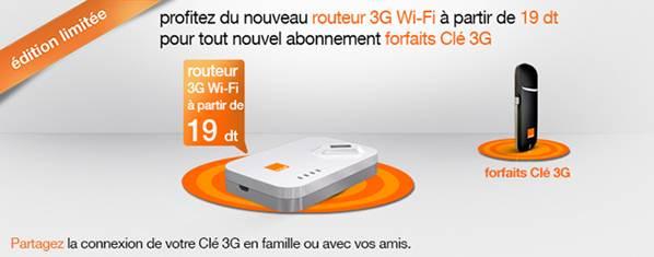 CLé 3G Orange