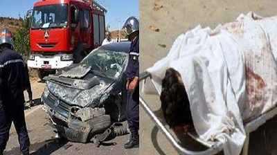 tunisie siliana quatre morts et un bless grave dans un accident de la route part 220053. Black Bedroom Furniture Sets. Home Design Ideas