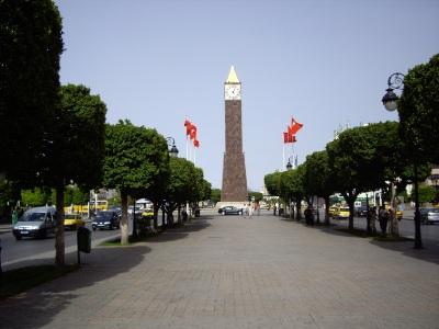 """Tunisie : Mise à jour: """"Un jeune homme s'immole par le feu en pleine avenue Habib Bourguiba"""""""