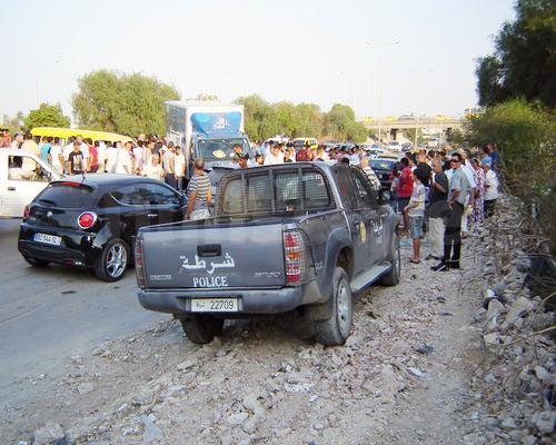 tunisie un mort et cinq bless s dans un accident tataouine part 223788. Black Bedroom Furniture Sets. Home Design Ideas