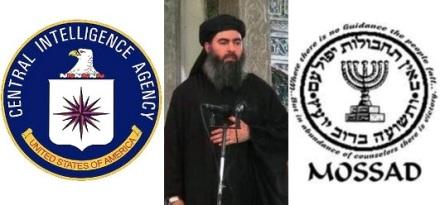 Snowden : Abou Bakr Al Baghdadi est un pur produit des la CIA et du Mossad