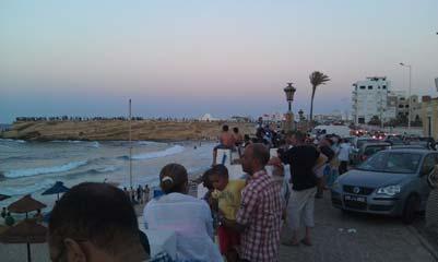 """Tunisie : Naufrage spectaculaire du """"sultan"""" à Monastir"""