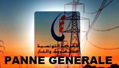 Tunisie – Le pourquoi de la Méga coupure électrique qui intéresse tout le pays