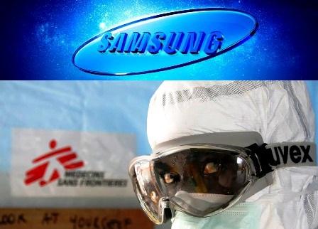 Samsung s 39 engage dans la lutte contre le virus ebola - Bureau des nations unies pour la coordination des affaires humanitaires ...
