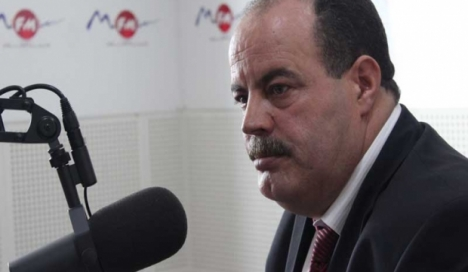 tunisie mohamed n 233 ji gharsalli nouveau ministre de l int 233 rieur part 244765