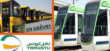 Tunisie – Une grève surprise des agents de la TRANSTU paralyse la capitale