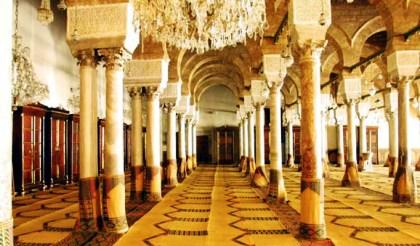 Tunisie la mosqu e al zitouna a un nouvel imam for Ministere exterieur tunisie