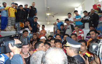 Tunisie: L'encombrement dans les institutions carcérales a atteint 180% dans certains établissements