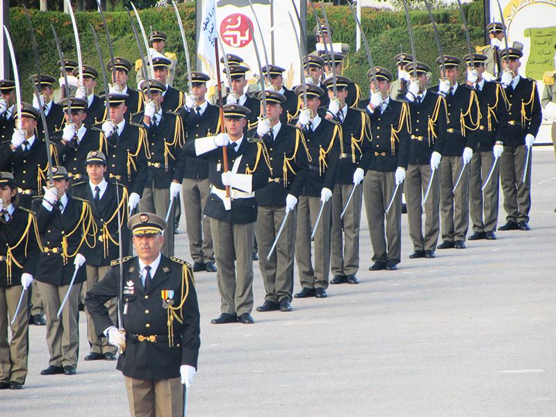 Tunisie – L'Académie militaire de Fondouk Jedid : L'usine à héros « technocrates »