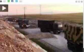 Scandale : Des photos et une vidéo confirment que le pouvoir turc livre des armes aux terroristes islamistes en Syrie