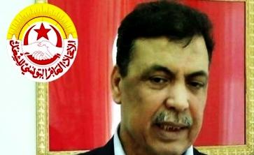 Tunisie bouali mbarki ugtt re oit des menaces de mort for Mohamed mbarki