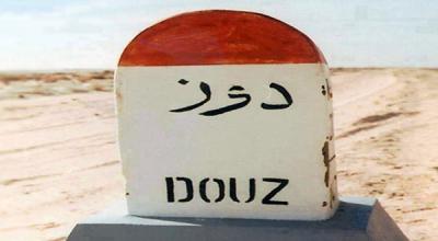 Tunisie-Douz: Imposition d'un couvre-feu