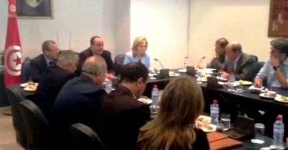 Tunisie le minist re de l 39 int rieur va armer 1000 agents for Interieur ministere tunisie