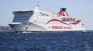 bateau tunisie horaire