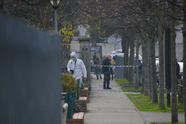 URGENT-France : Plus de détails sur le meurtre de la policière à Paris