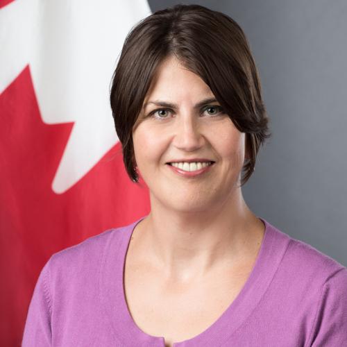 Mme Carol McQueen, nouvelle ambassadeure du Canada auprès de la République Tunisienne