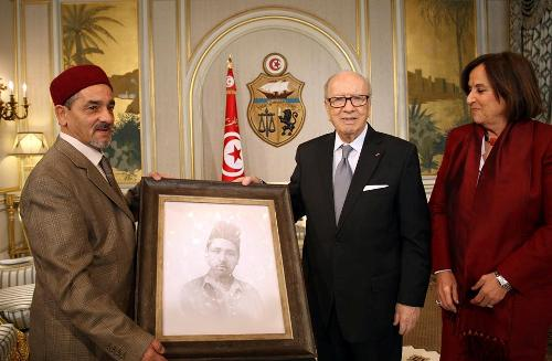 Tunisie- Hommage posthume à Taher Hadded