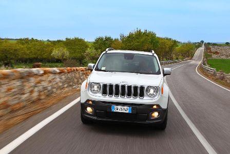 Italcar S.A.lance le modèle Jeep®Renegade en Tunisie