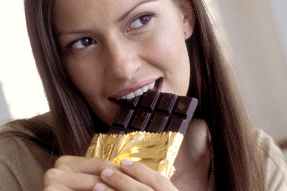 Le Chocolat protège contre le déclin du cerveau