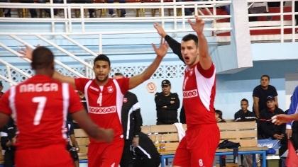 Tunisie volley ball l 39 ess remporte la coupe d 39 afrique des clubs champions part 284124 - Coupe d afrique des clubs ...