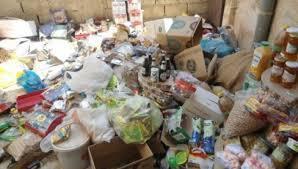 Tunisie : Saisie de plus de 110 tonnes de produits alimentaires subventionnés