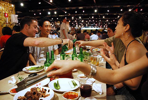 Surprises de tailles dans le nouveau classement de l'Euromonitor des pays dans le monde où l'on consomme le plus d'alcool
