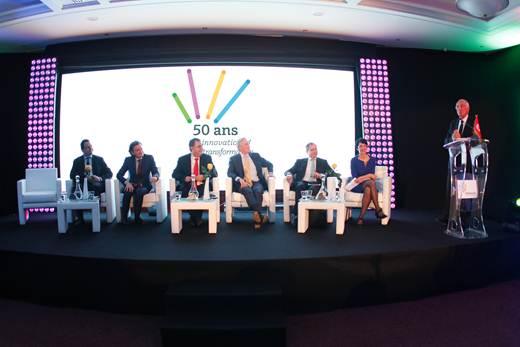 Sofrecom,  filiale du groupe Orange, fête ses 50 ans à Tunis avec sa filiale Sofrecom Tunisie et organise une conférence sur les enjeux de l'offshore et de la digitalisation