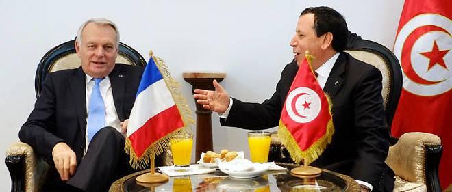Jean Marc Ayrault réitère le soutien de la France à la Tunisie