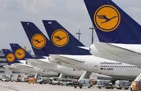 Lufthansa annonce l'annulation d'environ 900 vols