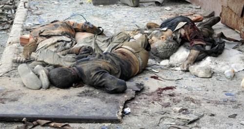 Trois terroristes éliminés par l'armée algérienne