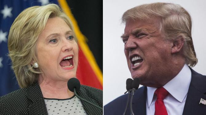 """Primaires américaines: Donald Trump et Hillary Clinton remportent le """"Super Tuesday"""""""