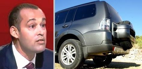 Tunisie – Yassine Brahim prive le gouverneur de Kasserine de sa voiture !
