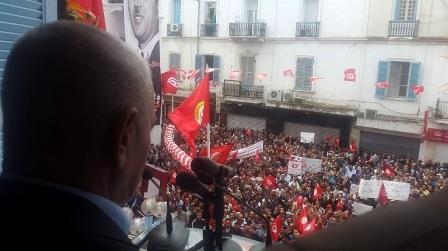 Tunisie – Audio : Abassi rectifie le tir et vole au secours de son ami Ghannouchi