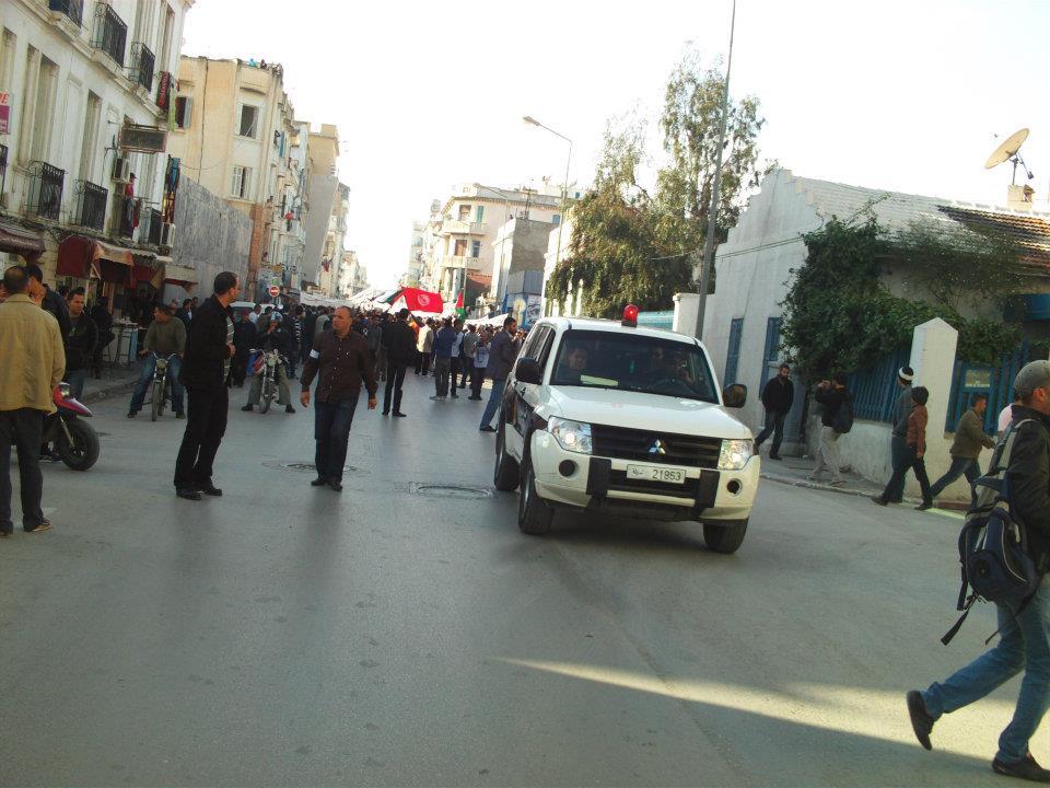 Décès d'un homme percuté par un véhicule de la police de Djerba