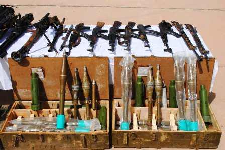 Tunisie – Tataouine : Découverte d'une importante cache d'armes