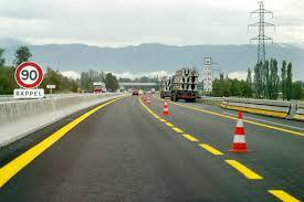 Avis aux usagers de l'autoroute Hammam-Lif – Hammamet
