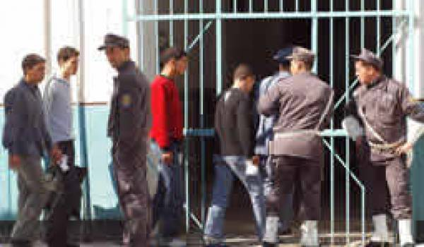 Evasion rocambolesque en Algérie d'un baron de la drogue