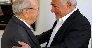 Tunisie- L'état tunisien fait appel à DSK