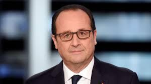 François Hollande désigné homme d'état mondial 2016
