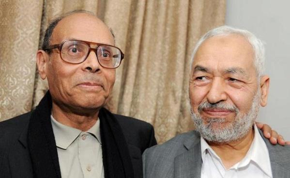 Marzouki affirme avoir sauvé Ennahdha du scénario funeste des Frères musulmans en Egypte