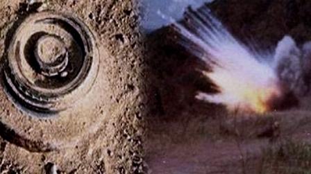 Tunisie – Kasserine : Explosion d'une mine au Mont Mghilla