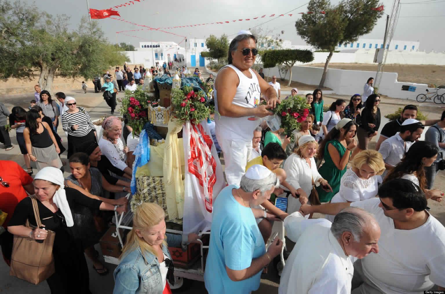 Le pèlerinage de la Ghriba est réussite cette année, selon René Trabelsi