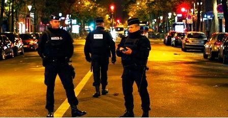 Fusillade en plein cœur de Paris