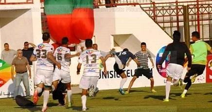 Tunisie – Stade Tunisien ; Arrestation de trois joueurs, deux autres recherchés
