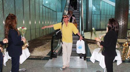 Tunisie – Sousse : Huit mille touristes redonnent le sourire à la ville