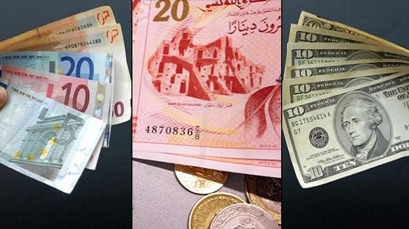 Embellie du dinars tunisien après la chute de l'euro sous l'effet du Brexit