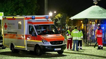 Allemagne : Nouvel attentat : Un migrant syrien se fait exploser devant un restaurant